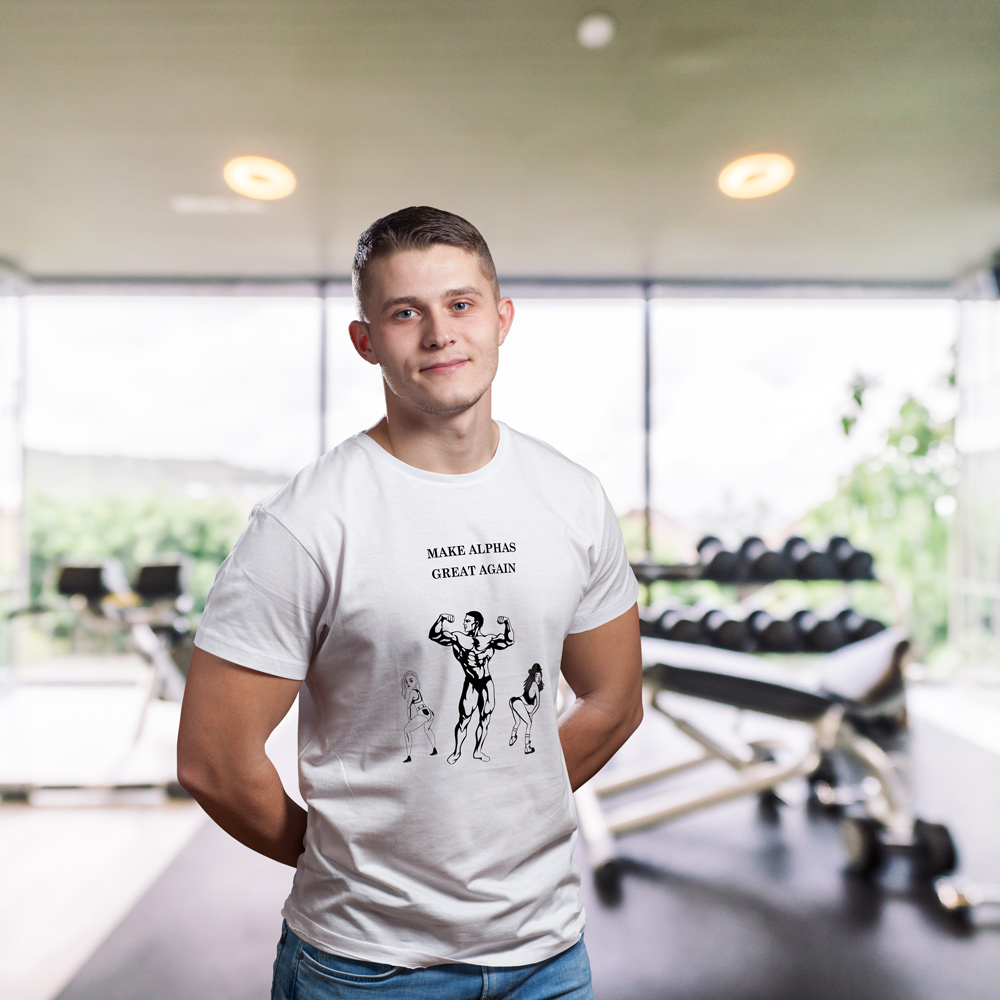 Throw a joyful impression in your workout community by wearing Funny Gym Shirts